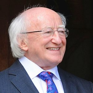 Message to 6th Class from President Michael D Higgins